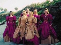 Worst wedding dresses behold the terrifying results of the worst bridesmaid dress contest junglespirit Gallery