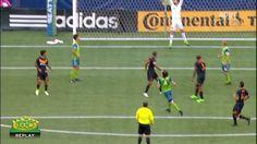 #MLS  CHANCE: Gustav Svensson fires over from outside the box
