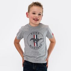 Ford Mustang T-Shirt Kids