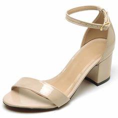310dee77c 21 melhores imagens de sapato salto grosso | Boots, Thick heels e Pumps