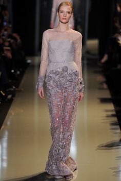 Elie Saab Spring 2013 Couture Collection Photos - Vogue