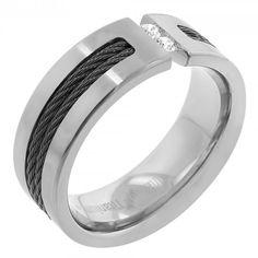 cheap titanium wedding rings