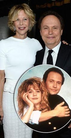 jpg > > > We ALL change through the years . Billy Crystal, When Harry Met Sally, Meg Ryan, New York Daily News, Everybody Else, Local News, Hollywood Stars, Movies Showing, Then And Now