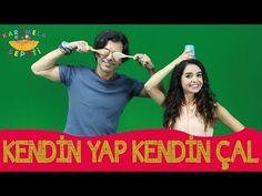 Kendin Yap Kendin Çal - Onur Erol- Ezgi Erol - YouTube Baby Songs, Kids Songs, Baby Kids, Drama, Activities, Youtube, Music, Movie Posters, Musica