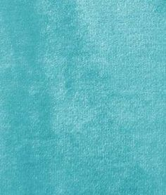 """Amazon.com: 60"""" Wide Turquoise Stretch Velvet Fabric By The Yard: Everything Else"""