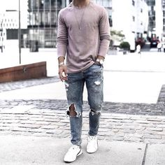 FOR YOUR INSPIRATION follow @savagelook #fashion #style #street #streetwear #ripped #ripped #urban #stylish #inspiration #fashionlover #jeans #shirt #sweatshirt #menstyle #men #mensfashion #women #womensfashion #look #outfit #everything #street #tshirt #vest #lovestyle #lovefashion #fashionist