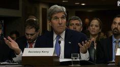 GOP candidates grill U.S. officials at Iran hearing - CNNPolitics.com