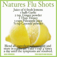 Cold and flu remedy
