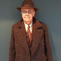 Em 1940/50-talsrock från Örnkläder och en Royal Stetson hatt
