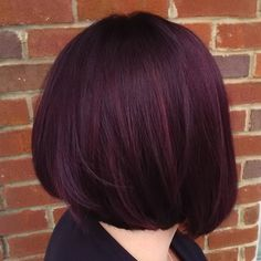 Side Swept Waves for Ash Blonde Hair - 50 Light Brown Hair Color Ideas with Highlights and Lowlights - The Trending Hairstyle Purple Brown Hair, Purple Hair Highlights, Brown Hair Balayage, Ash Blonde Hair, Burgundy Hair, Light Brown Hair, Brown Hair Colors, Ombre Hair, Dark Purple