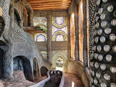 earthship with two stories?