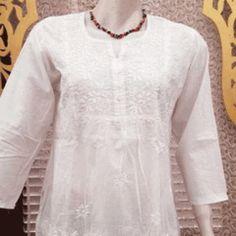 Beautiful Dobby Cotton Fabric with Block Print Cotton Blouses, Cotton Saree, Cotton Silk, Cotton Dresses, Silk Sarees, Printed Cotton, Cotton Fabric, Baluchari Saree, Bengali Saree