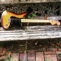 fender offcuts — foundryguitars: After picking up a...