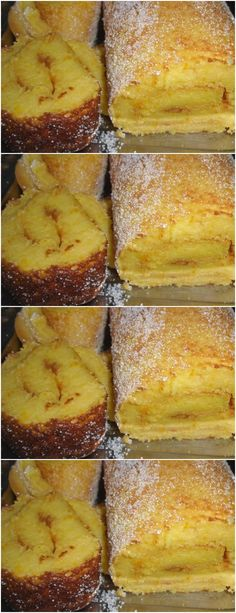 Yogurt, Portuguese Recipes, Mousse, Cake Recipes, French Toast, Pie, Snacks, Cooking, Breakfast