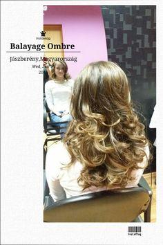 Balayage Ombre  Birgés Kata Hair Stylist