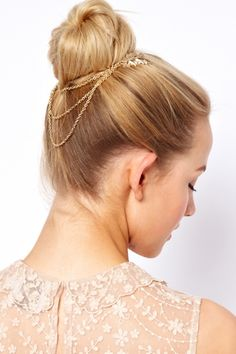 Lovely hair accessories.