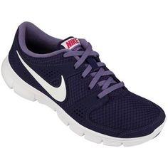 Tênis Nike Flex Experience RN W – Roxo - http://batecabeca.com.br/tenis-nike-flex-experience-rn-w-roxo-netshoes.html