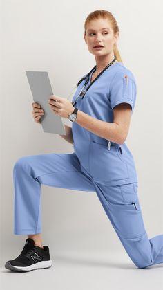 Scrub Shoes, Doctor Drawing, Uniform Advantage, Medical Uniforms, Medical Laboratory, Nursing Clothes, Rain Wear, Anti Wrinkle, Scrubs
