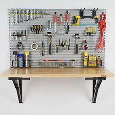 "Garage Storage Products - 15 ""Neat"" Solutions - Bob Vila"