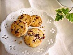 「クランベリーチーズクッキー」健太ママ♪ | お菓子・パンのレシピや作り方【corecle*コレクル】