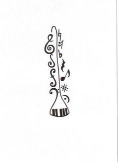Band Mom, Band Nerd, Love Band, Bass Clarinet, Saxophone, Band Jokes, Music Tattoos, Looks Cool, Music Notes