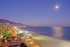Fuengirola, Spain. Where I will be this summer.  I can't wait.