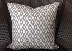 ... the neutral tones of a must have Homestead Range cushion with a sumptuous feather inner are enough to make you want to snuggle up and take a snooze on the sofa