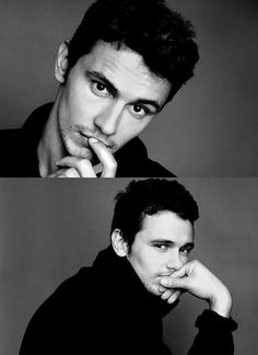 James Franco, you are smart, hot and talented. Perfection.