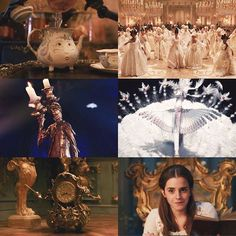 I honestly cant wait to see be our guest, its gonna be breathtaking and definitely will be mind blowing. Im still getting over how beautiful and magical the ballroom scene is so far #beautyandthebeast #beautyandthebeast2017 #belle #beast #emmawatson #danstevens