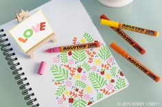 Meet the all-stars of the marker world—Molotow acrylic paint markers! An artist's dream, they work great on all surfaces and with a wide variety of techniques.