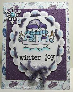 Unity Roly Poly Winter Joy