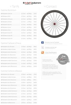 Makadamm - Wheels for wins - Fabrication de Roues Artisanales en Aluminium et Carbone