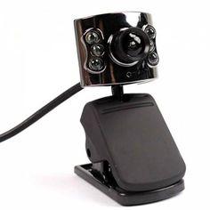 1.3MP USB HD PC Webcam