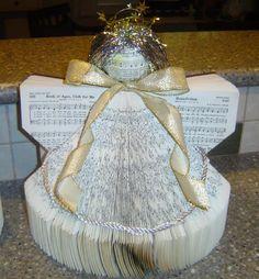Hymnal angel