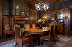 My dream home for another time and place.  San Francisco's Haas-Lilienthal House