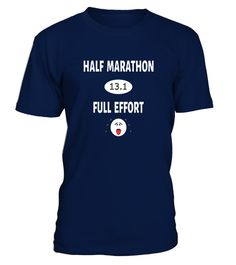 Half Marathon Shirt Funny 13.1 Running T Shirt
