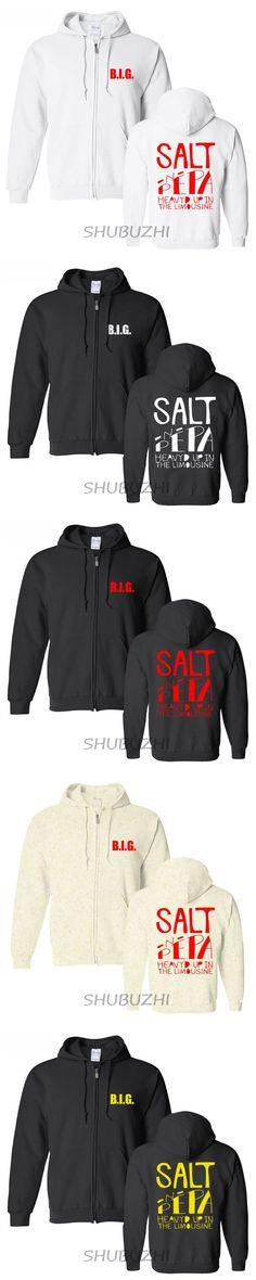 biggie smalls zipper mens fashion hoody men cotton hoodies for autumn b.i.g