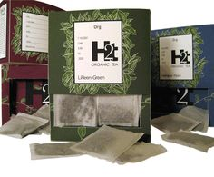 H2t tea  organic