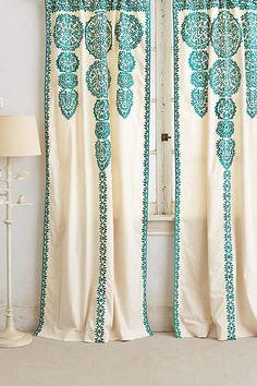 Marrakech Curtain - anthropologie.com
