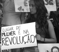 Natália. (Ato do 1 Bilhão Que Se Ergue, São Paulo, 2013)