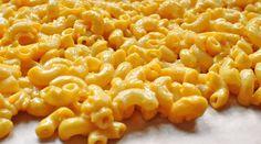 Waffled macaroni and cheese - Waffleizer