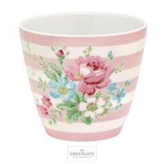 Latte Cup ~ Marie ~ Pale Pink   GreenGate