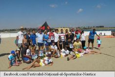 Festivalul Național al Sporturilor Nautice și pe Plajă Spectacolul a reunit, în…