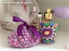 Dou sachê perfumado