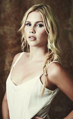 Claire Holt as Rebekkah