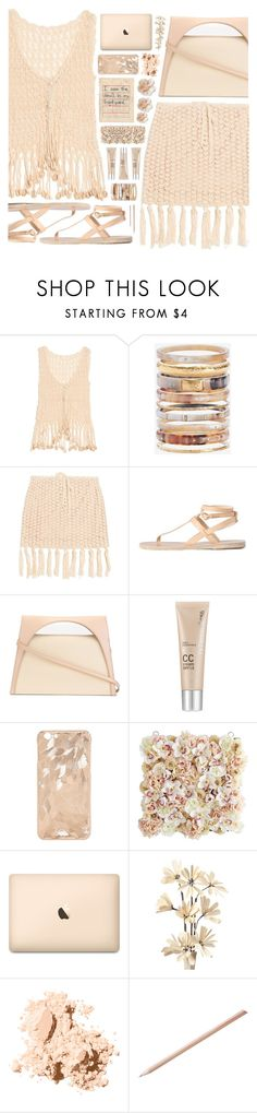 """2197 // C e n t a u r u s"" by arierrefatir ❤ liked on Polyvore featuring Anna Kosturova, Ashley Pittman, J.W. Anderson, Dr. Dennis Gross Skincare, Pier 1 Imports and Bobbi Brown Cosmetics"