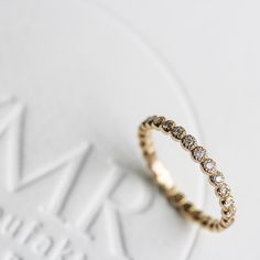 bespoke handmade dreaMRing by Michaela Roemer // Open Ring, Wooden Rings, Ring Verlobung, Gold Diamond Rings, Stackable Rings, Jewelry Trends, Fine Jewelry, Jewellery, Fashion Jewelry