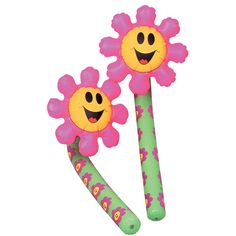 36-inch Smile Flower Inflate (1 Inflatable)