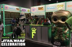 So you want the NEW Star Wars POP Vinyls Exclusives?