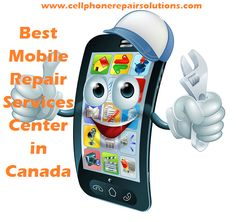 Best Mobile Repair Center in Canada Got a problem with one of your devices? We can help. We providing all types of repair include very common problems such as cracked screens and cell phone water damage, also replacement use the best diagnostic equipment to give you the best mobile phone repair experience in Canada. Visit our website: http://www.cellphonerepairsolutions.com/